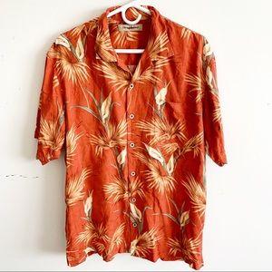 Tommy Bahama Short Sleeve Hawaiian Shirt